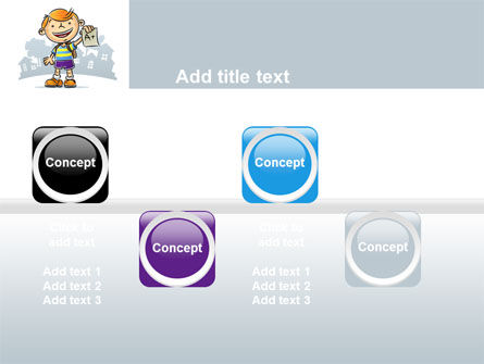 Excellent Pupil PowerPoint Template Slide 19