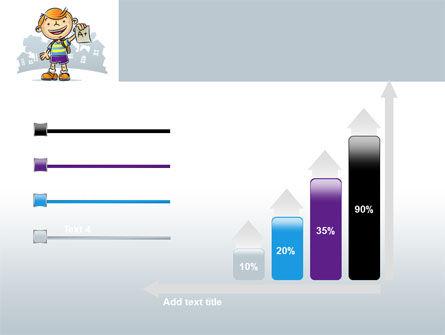 Excellent Pupil PowerPoint Template Slide 8