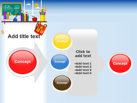 Primary Schooling PowerPoint Template Slide 17