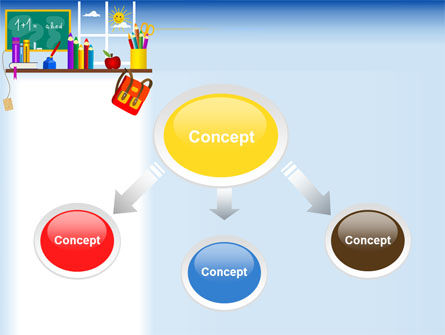 Primary Schooling PowerPoint Template Slide 4