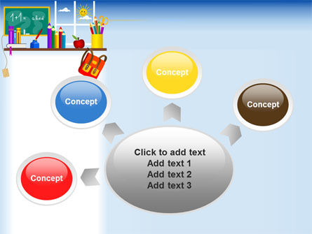 Primary Schooling PowerPoint Template Slide 7