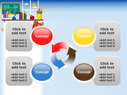 Primary Schooling PowerPoint Template Slide 9