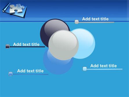 Jigsaw Sketch PowerPoint Template Slide 10
