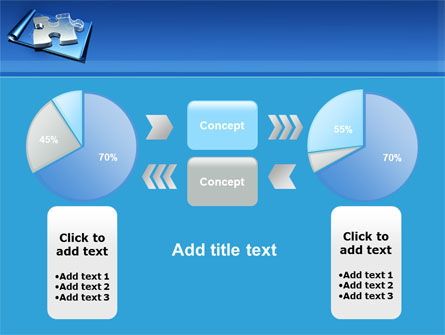 Jigsaw Sketch PowerPoint Template Slide 11