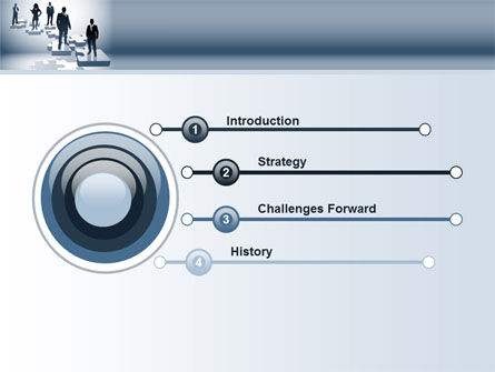 Career Stages PowerPoint Template, Slide 3, 08120, Careers/Industry — PoweredTemplate.com