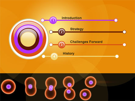 Cell Amitosis PowerPoint Template Slide 3