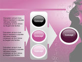 Woman PowerPoint Template#11