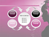 Woman PowerPoint Template#6