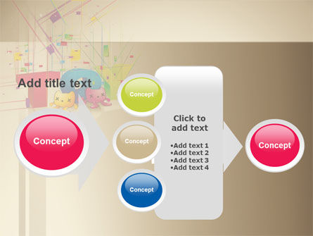 Toy Theme PowerPoint Template Slide 17