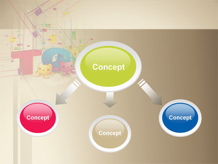 Toy Theme PowerPoint Template Slide 4