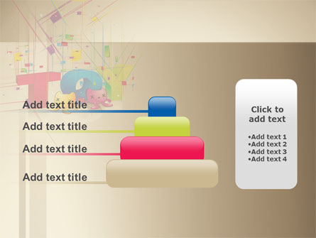 Toy Theme PowerPoint Template Slide 8