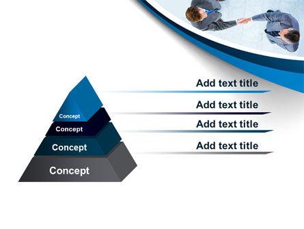 Business Handshake PowerPoint Template Slide 12
