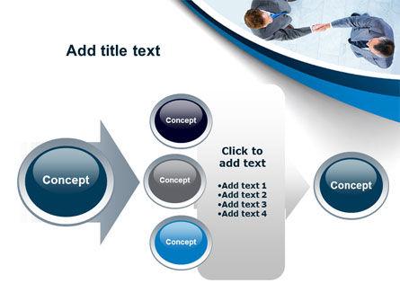 Business Handshake PowerPoint Template Slide 17