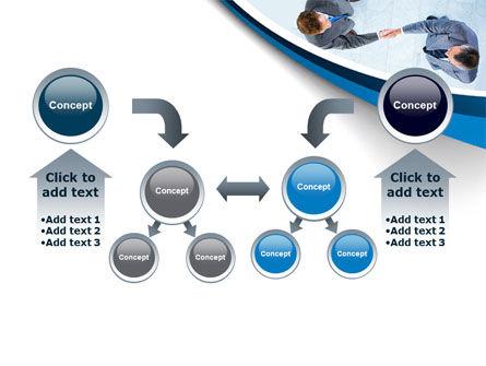 Business Handshake PowerPoint Template Slide 19