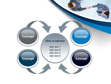 Business Handshake PowerPoint Template Slide 6