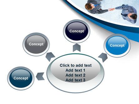 Business Handshake PowerPoint Template Slide 7