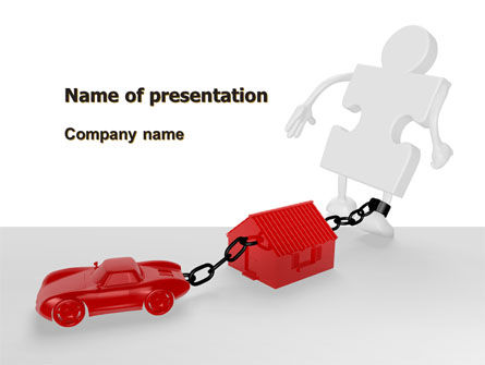Bank Loans PowerPoint Template