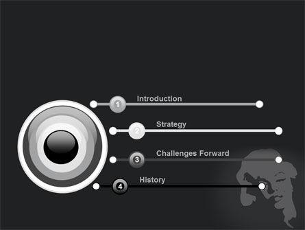 Marilyn Monroe PowerPoint Template Slide 3