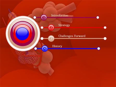 Alveoli PowerPoint Template Slide 3