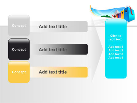 Office Data PowerPoint Template Slide 12