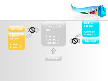Office Data PowerPoint Template Slide 13