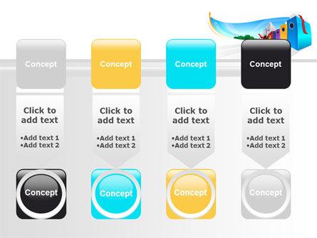 Office Data PowerPoint Template Slide 18