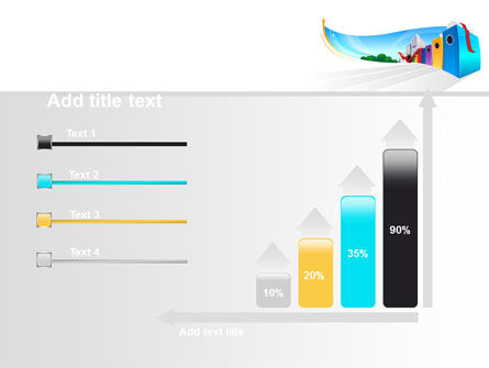 Office Data PowerPoint Template Slide 8