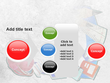 Stationery PowerPoint Template Slide 17