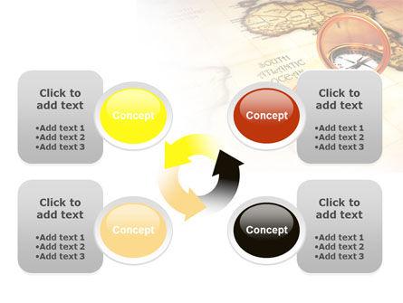 South Atlantics PowerPoint Template Slide 9