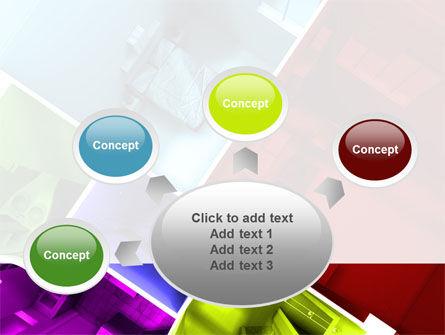 Room Planning PowerPoint Template Slide 7