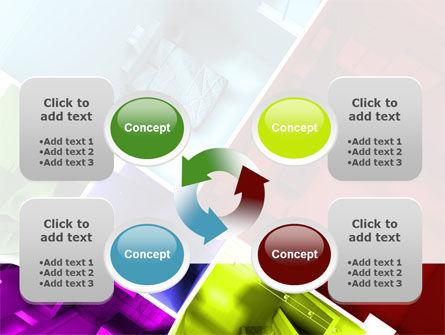 Room Planning PowerPoint Template Slide 9