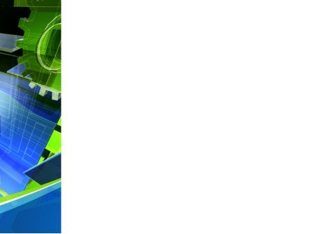 Mechanic Industry PowerPoint Template, Slide 3, 08155, Utilities/Industrial — PoweredTemplate.com