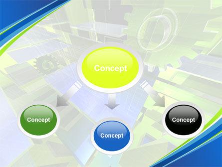 Mechanic Industry PowerPoint Template Slide 4