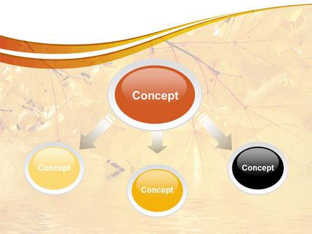 Yellow Tree PowerPoint Template, Slide 4, 08157, Nature & Environment — PoweredTemplate.com