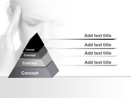 Migraine PowerPoint Template Slide 12