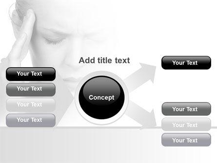 Migraine PowerPoint Template Slide 14