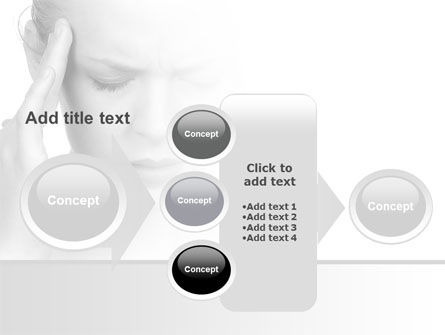 Migraine PowerPoint Template Slide 17