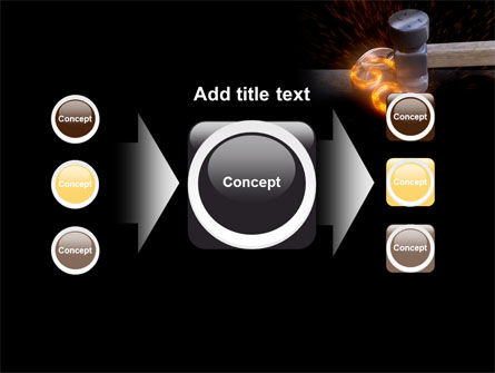 Forging PowerPoint Template Slide 17