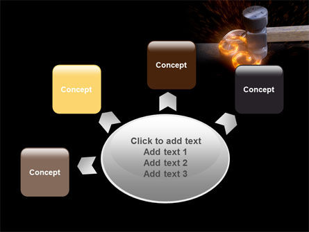 Forging PowerPoint Template Slide 7