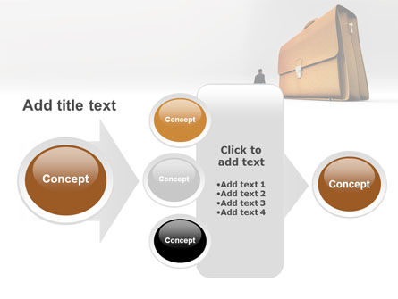 Briefcase PowerPoint Template Slide 17