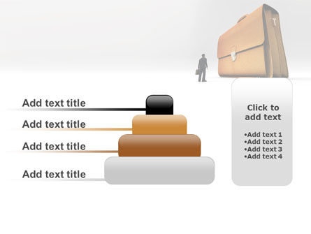 Briefcase PowerPoint Template Slide 8