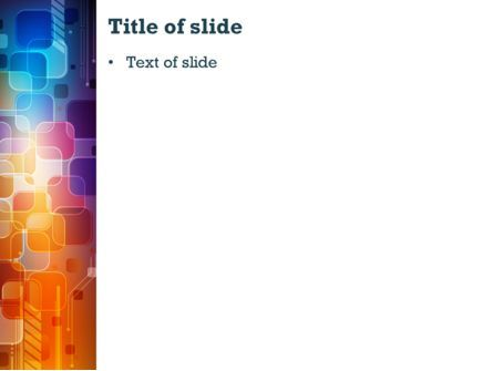 Color Collage PowerPoint Template, Slide 3, 08167, Abstract/Textures — PoweredTemplate.com