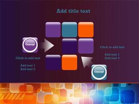 Color Collage PowerPoint Template Slide 16