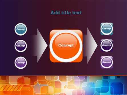 Color Collage PowerPoint Template Slide 17
