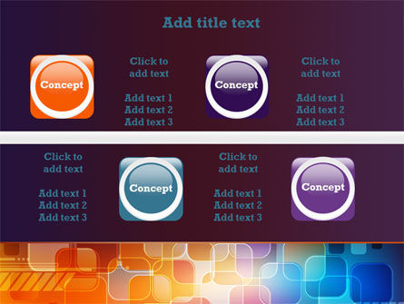 Color Collage PowerPoint Template Slide 19