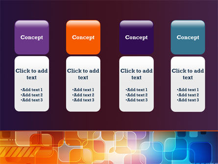 Color Collage PowerPoint Template Slide 5