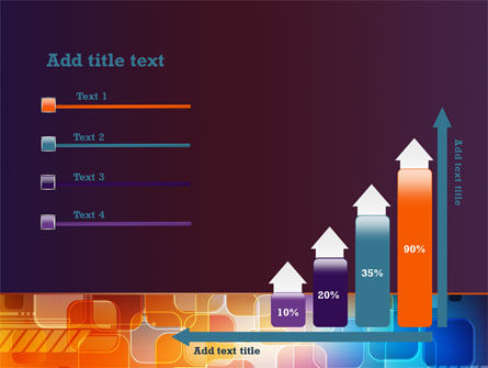 Color Collage PowerPoint Template Slide 8