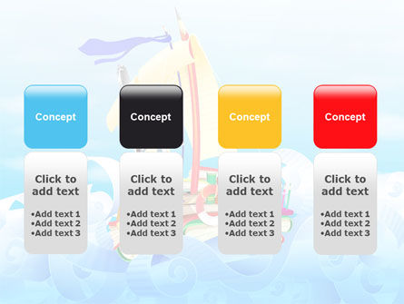 Stationery Ship PowerPoint Template Slide 5