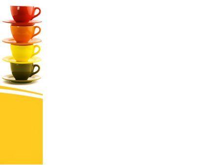 Cups Free PowerPoint Template, Slide 3, 08173, Careers/Industry — PoweredTemplate.com