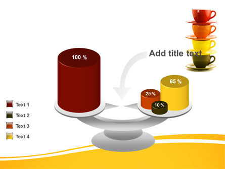 Free Cups PowerPoint Template Slide 10